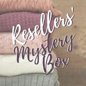 Resellers' 5lbs. Mystery Box // MOVING SALE! //